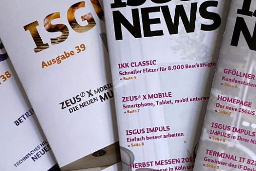 ISGUS News-Magazin
